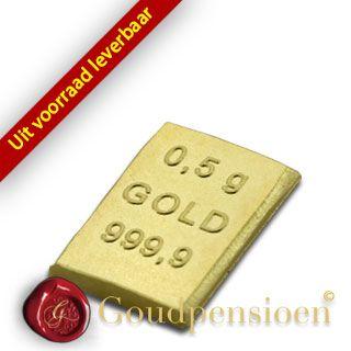 goud kopen amsterdam